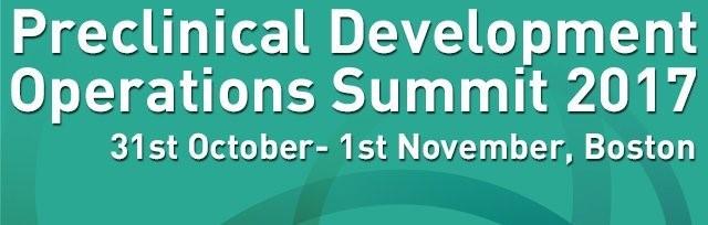 2017 Preclinical Development Summit